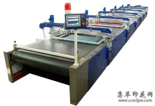 供应全自动印花机,青岛印花设备