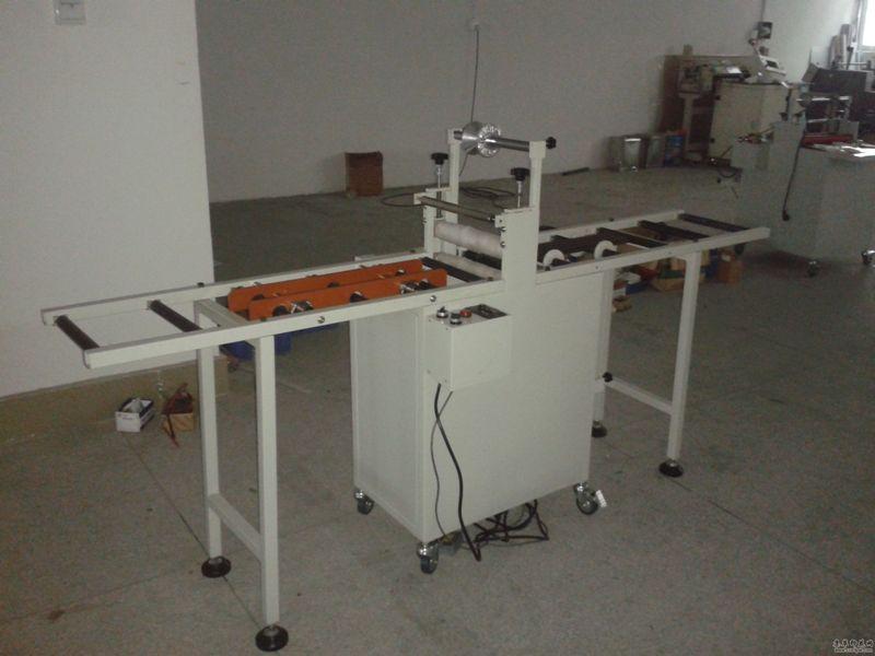 型材覆膜机