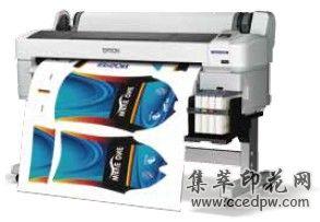 爱普生F6080墨仓式专业数码印花机