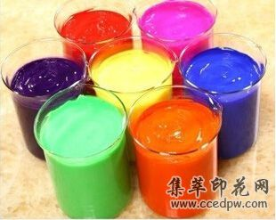 厂家直销涂料印花色浆,广泛用于纺织品,皮革,木材,建筑等