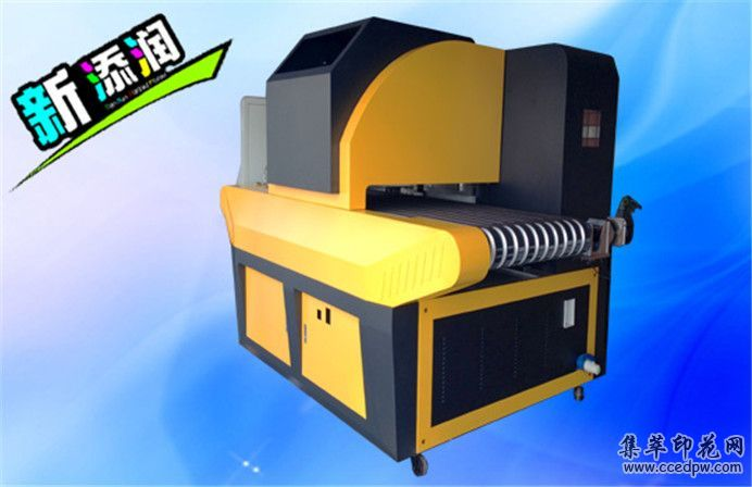 深圳新添润公司导带印花机,批量印刷产品