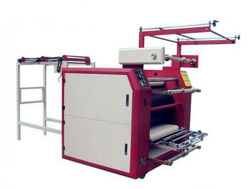 東莞浩然420*600型織帶印花機,織帶轉印機