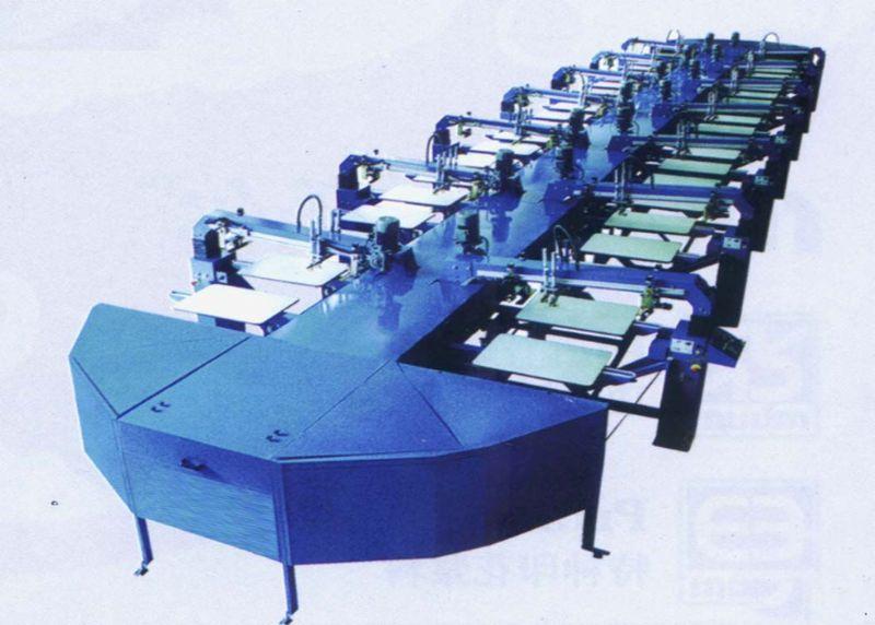 橢圓機印花膠漿