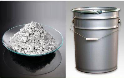 印花材料用铝粉浆闪光浆银浆