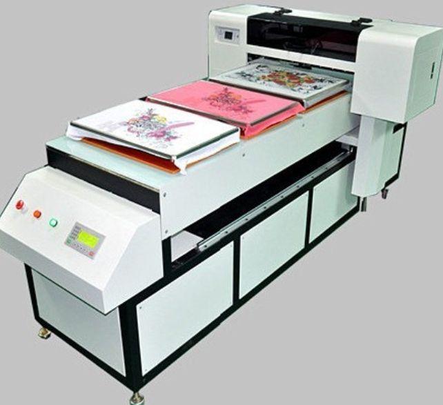 服装布料印花机器T恤万能印花机工厂专用打样机厂家直销