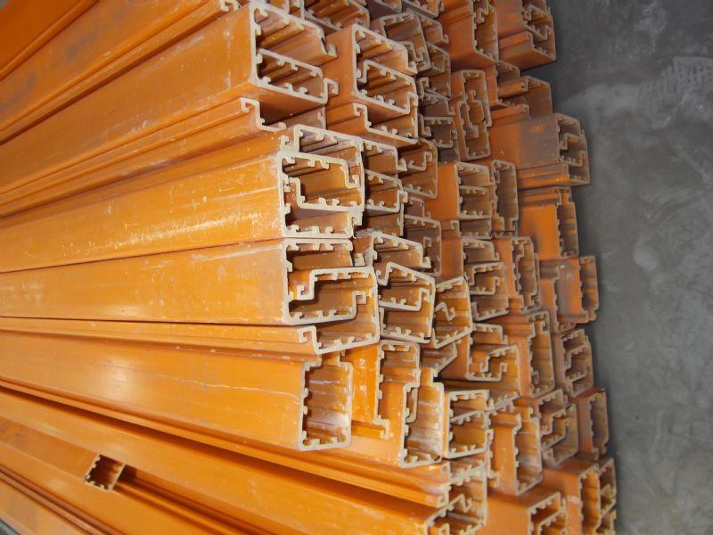 滑触线印花烘车导电槽导电轨道铜带