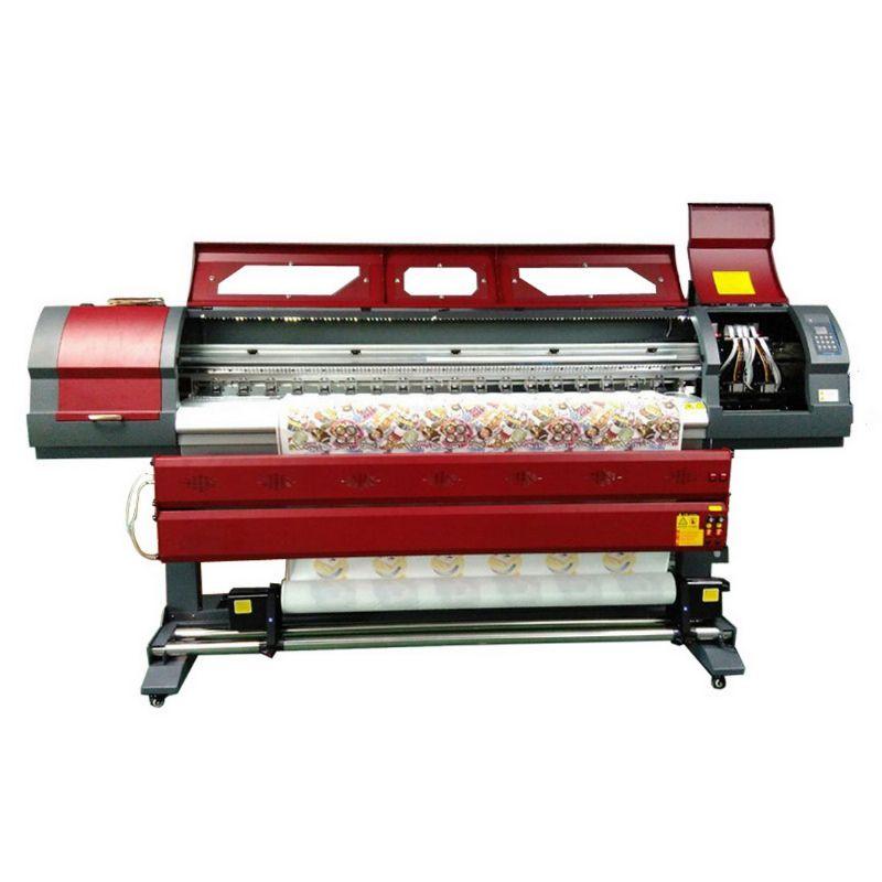 出售进口数码印花机,高速5113工业喷头打印机