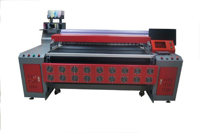 纯棉面料直喷高速数码印花机