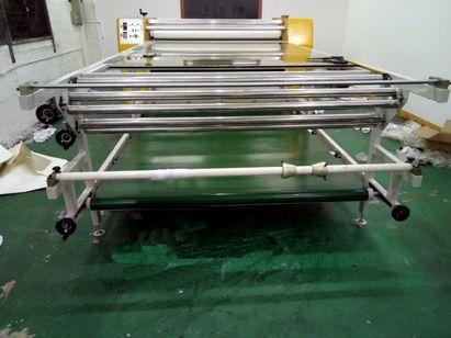 熱轉印毛巾轉印機、毛巾印刷滾筒轉印機、熱升華毛巾滾筒印花機