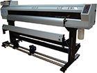 箱包印花專用國產雙噴頭高速數碼打印機高寶1800