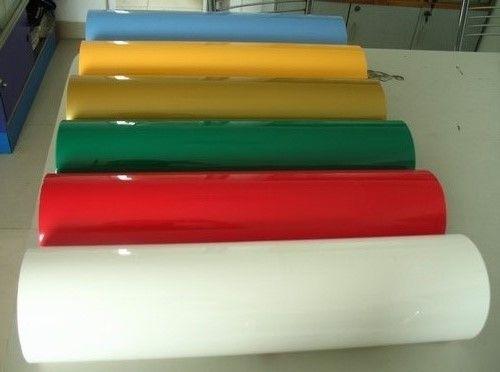 PU高彈刻字膜熱轉印膜專色1000系列