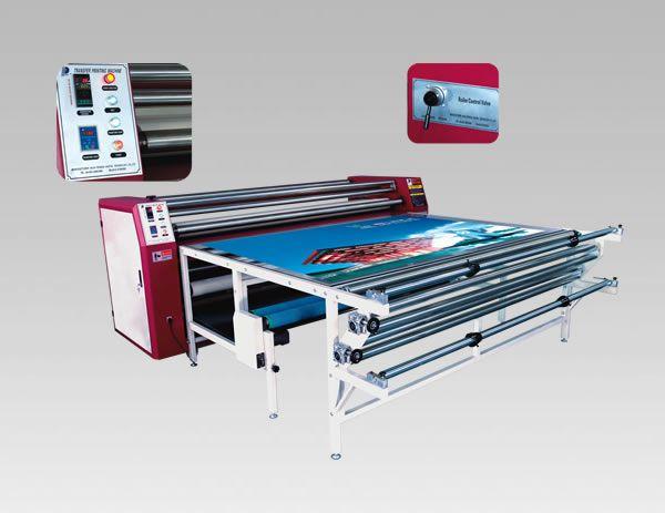 HR-6017多功能滚筒印花机