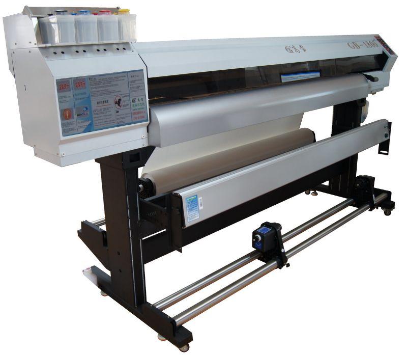专业销售国产数码印花机户内外微压电写真机