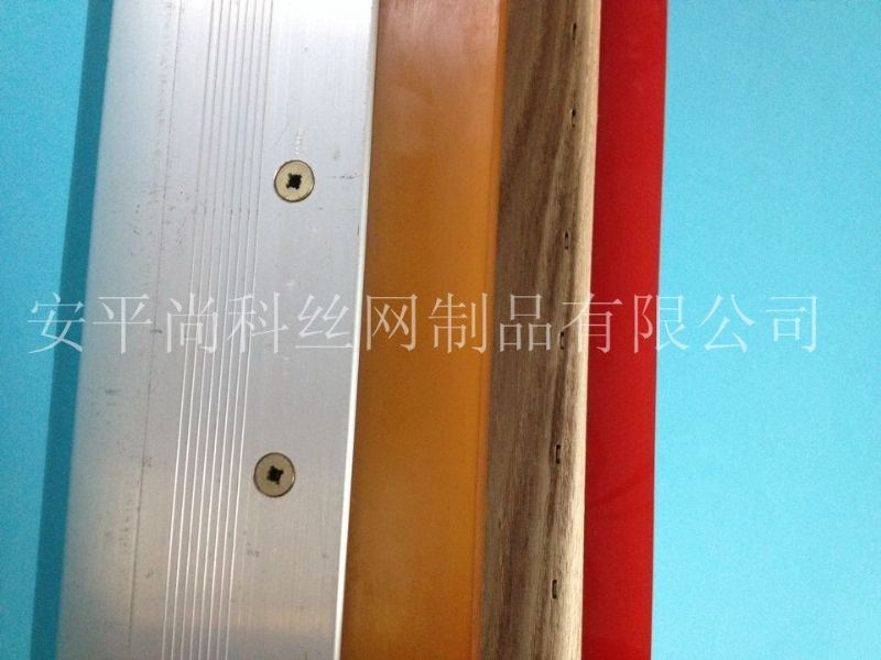 水油兩用耐磨耐溶劑刮板,木柄刮板