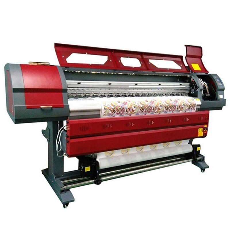 供应国产高速喷墨印花机高速度高精度性能稳定