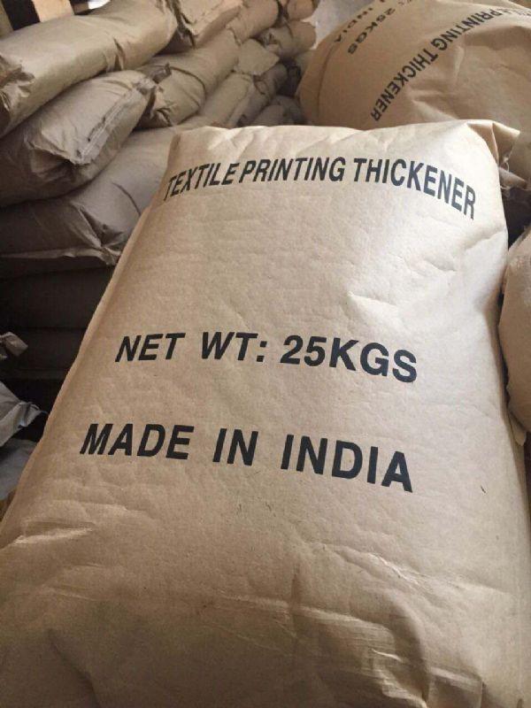 印度进口印花糊料瓜尔多胶厂家直销高粘度速溶工业级C4DR
