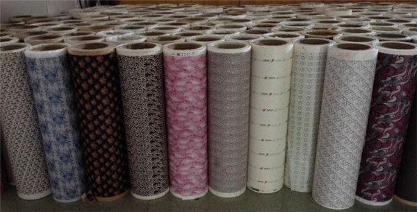 东莞热转移印花纸,高温转印专用花纸