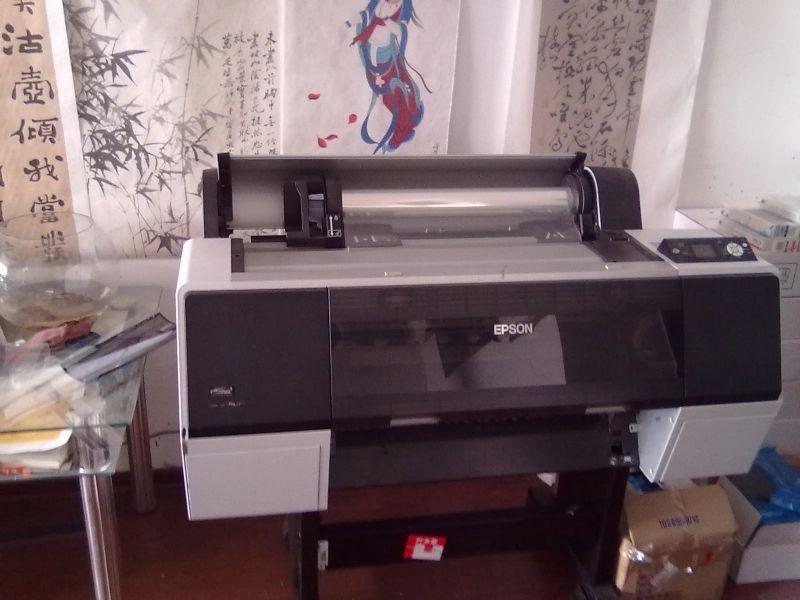 全透明防水菲林打印机改装