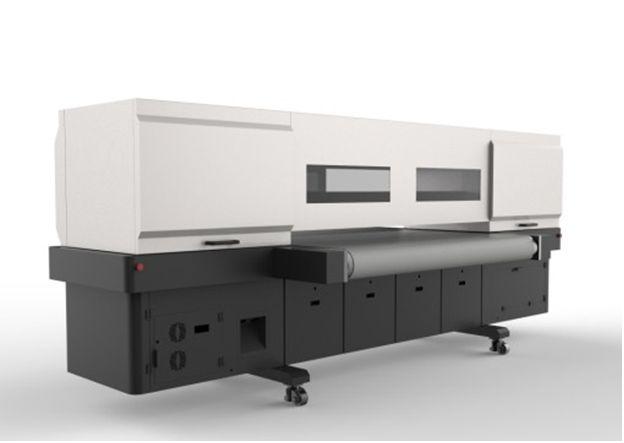 彩神T200高速数码直喷印花机,工艺级数码印花机
