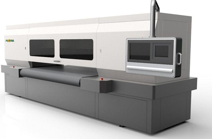 彩神T1000喷墨数码印花机,工业级高速纺织数码印花机,家纺数码印花机
