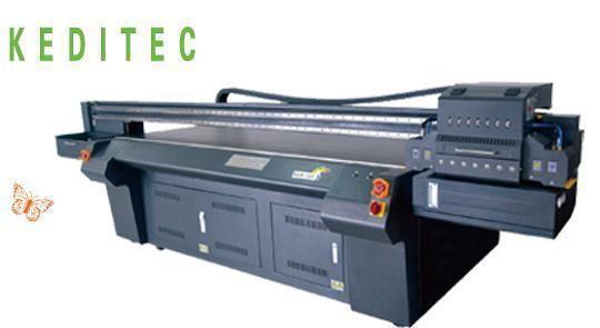 KEDITEC大幅面UV乳胶垫平板打印机
