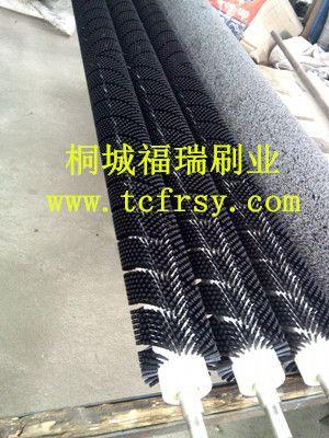印花設備配件導帶清潔毛刷輥廠家直銷,規格尺寸可定制