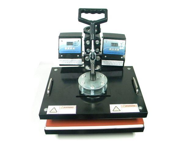 供应A007八合一热转印平板烫画机