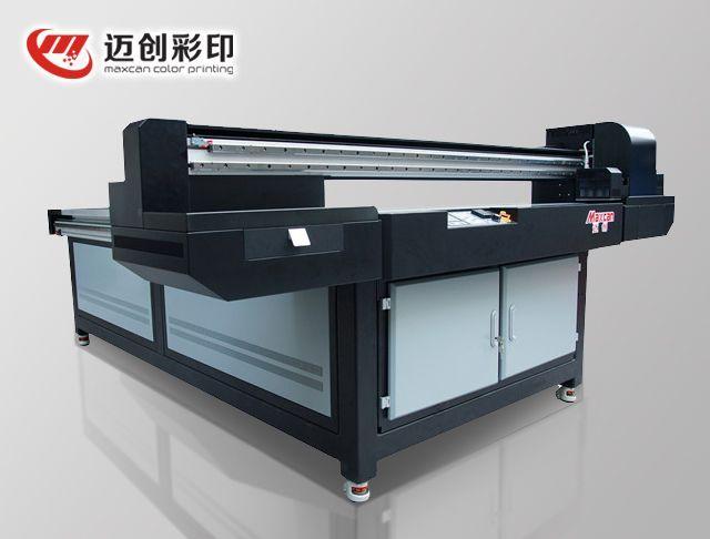 深圳邁創金屬標牌印花機噴繪彩印上色設備