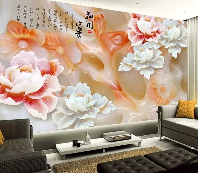河北瓷磚背景墻打印機上色幻彩平板彩印機