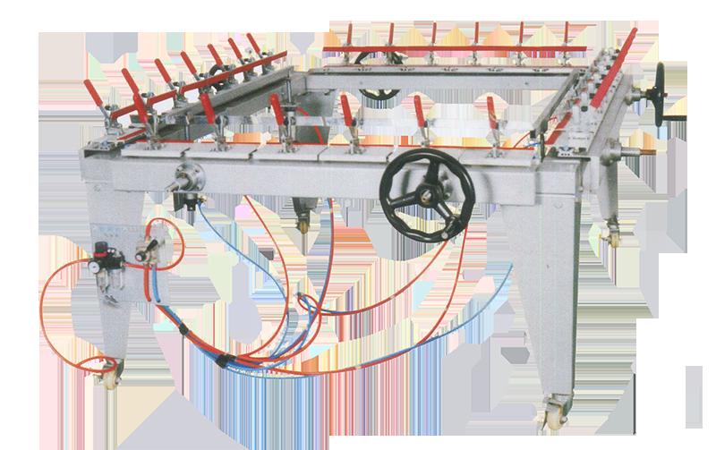 拉网机WH-23_旺虎印花设备_旺虎印花机械