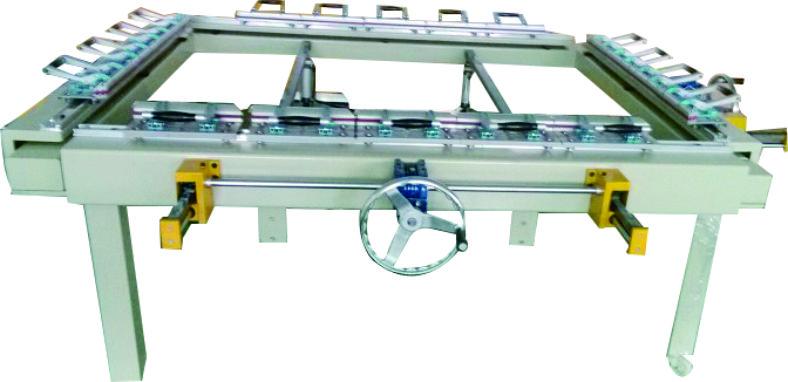 渦輪機械式雙夾拉網機