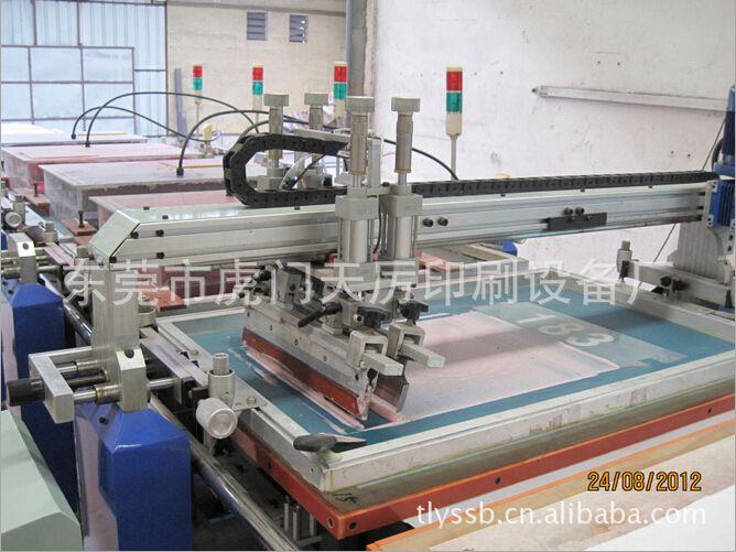 自动印花机自动多色植绒印花机自动多色印花机印花机