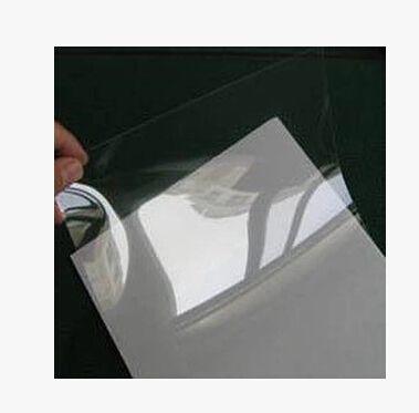 可剝離全透明膠片冰晶畫印花耗材噴墨打印機打印