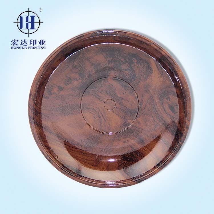 烟灰缸木纹热转印膜
