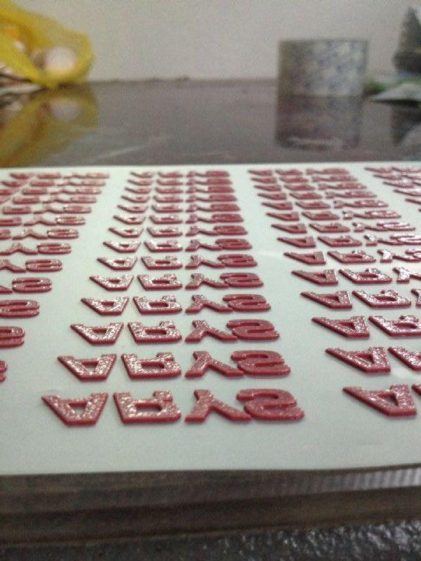 硅胶厚板转印,转印硅胶