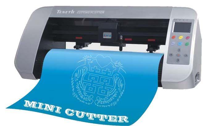 酷刻TH330X反光膜刻字机