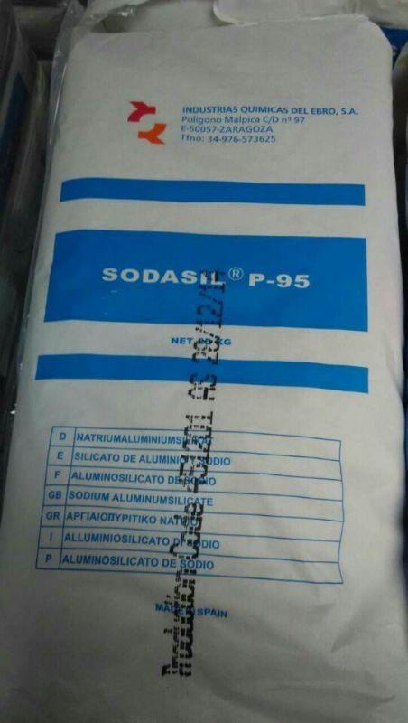 二氧化硅/钛白粉西班牙SODASILP95,白浆/透明浆首选