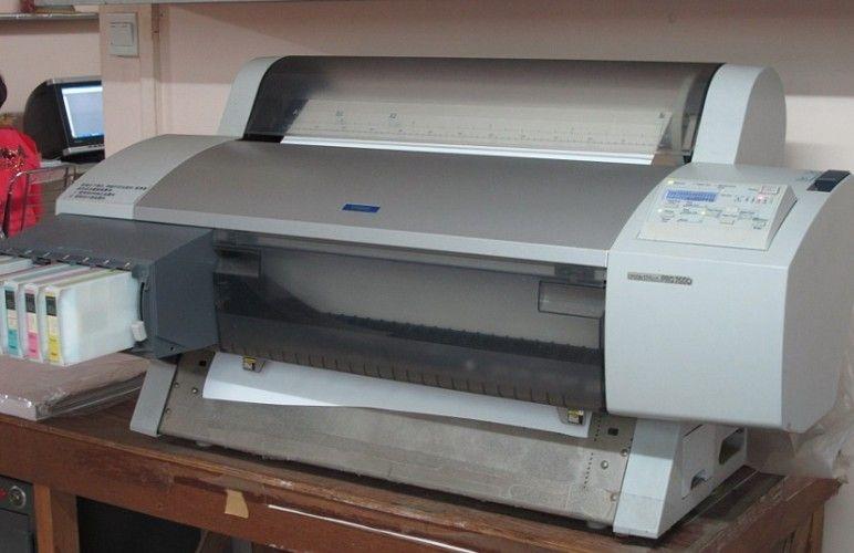 转让爱普生热转印机器