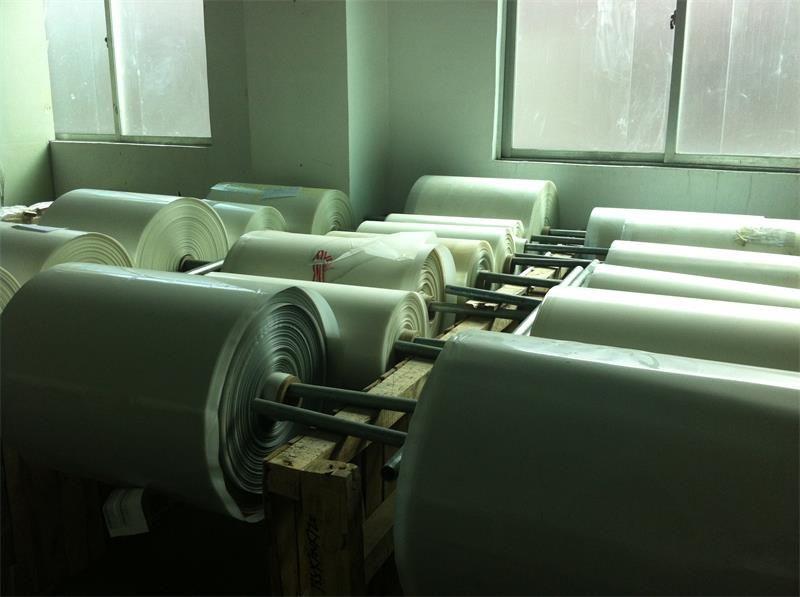 厂家供应pet热转印离型膜烫画转印离型膜可分卷切片