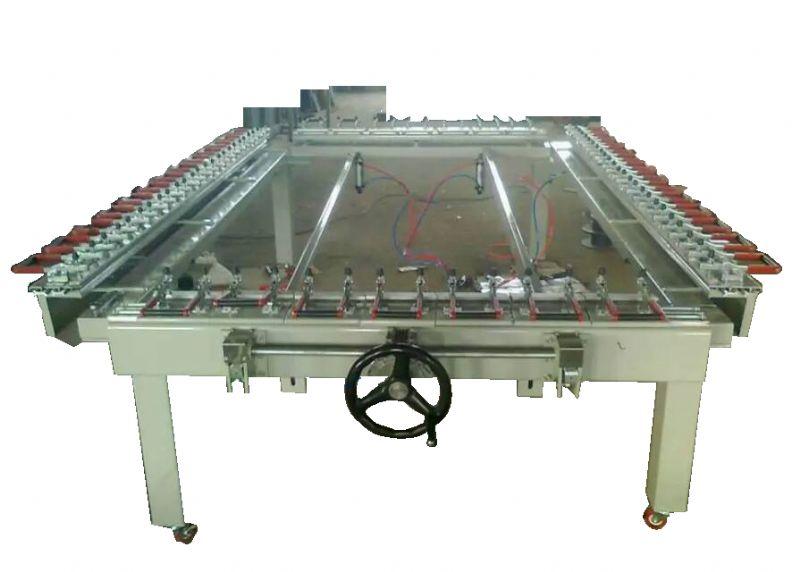 供應印花設備機械拉網機
