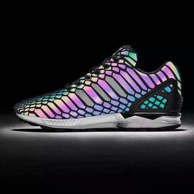 大量供应反光材料,透明幻彩反光膜,鞋材专用反光幻彩转印膜