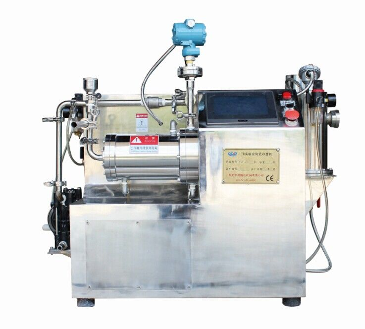 LTD0104BW实验室棒销涡轮纳米砂磨机