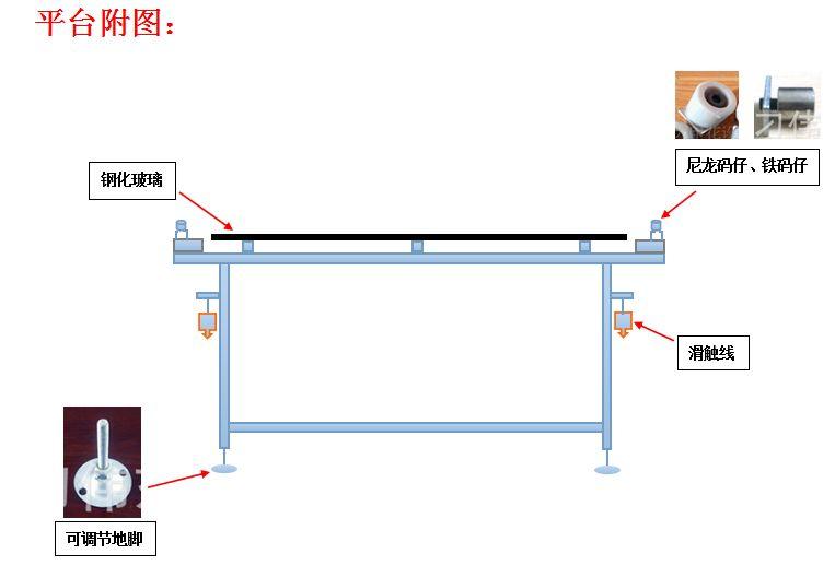 专业安装印花台板,印花台案,平台、斜台和成衣台
