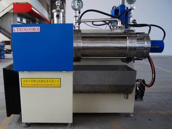 LTD3030印花油墨棒销式砂磨机