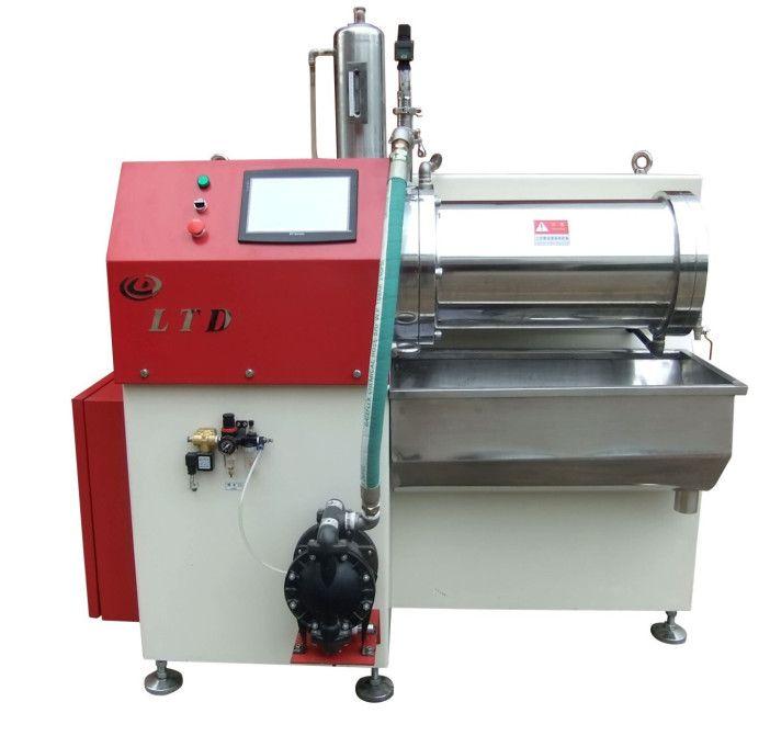 陶瓷涡轮纳米砂磨机