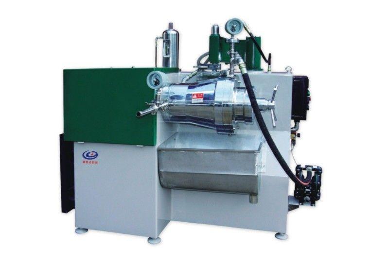 高粘度棒销砂磨机(高粘度印花浆研磨专用设备)
