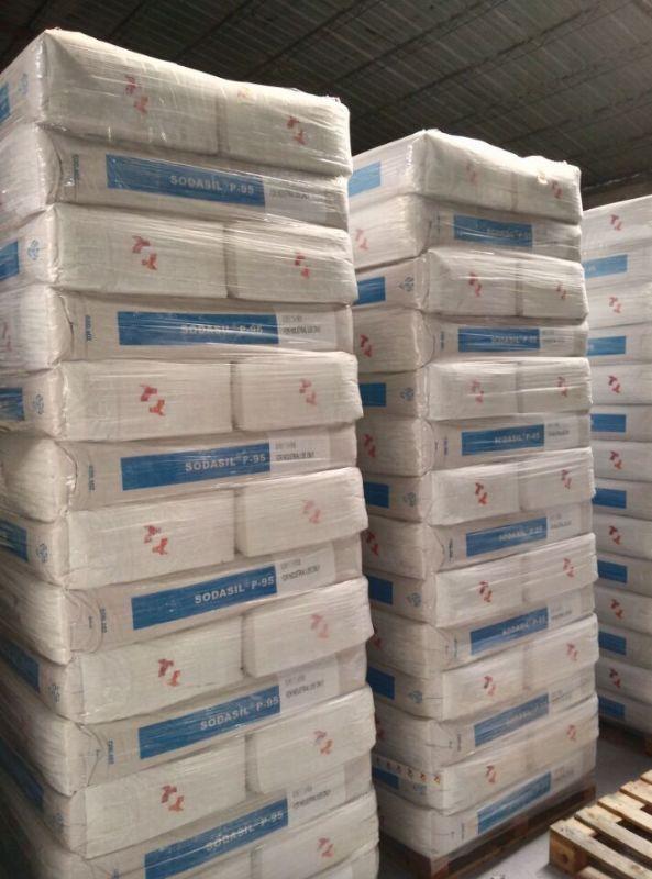 西班牙进口二氧化硅/碱性白炭黑SODASIL®P95