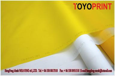 TOYOPRINT120T300目34线HT聚酯丝印网纱生产厂家