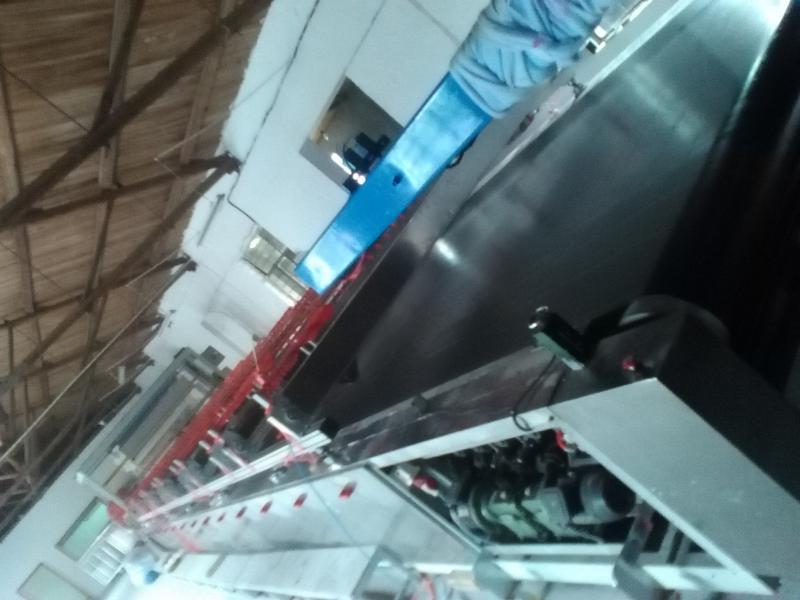 河北衡水平網印花機單色單控全伺服坯布印花機