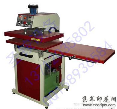 珠海深圳直销烫画印花服装布料玻璃、大幅面液压热压烫画烫印机